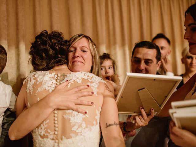 La boda de Olga y Anabel en L' Ametlla Del Valles, Barcelona 41