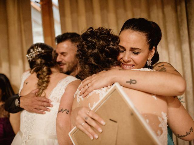 La boda de Olga y Anabel en L' Ametlla Del Valles, Barcelona 42