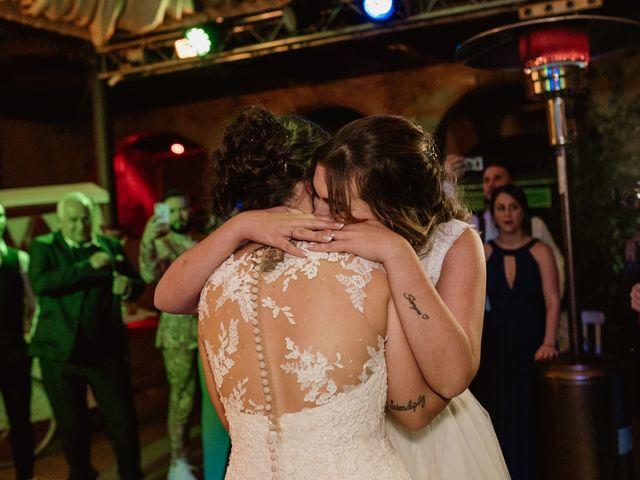 La boda de Olga y Anabel en L' Ametlla Del Valles, Barcelona 44