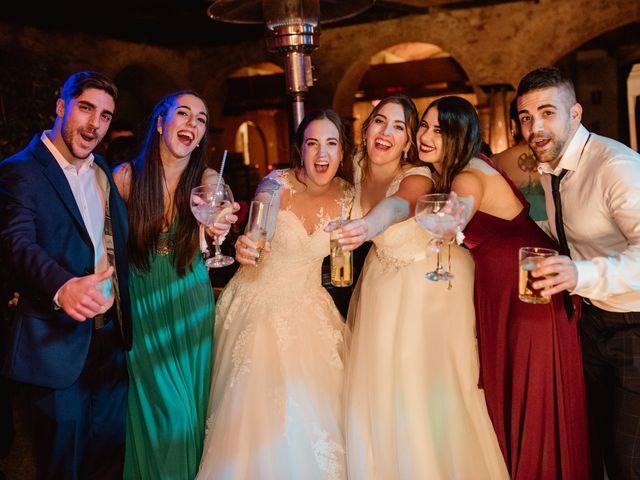 La boda de Olga y Anabel en L' Ametlla Del Valles, Barcelona 49