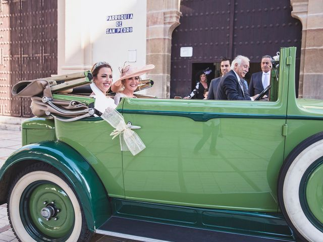 La boda de Carmen y Juan en Málaga, Málaga 30