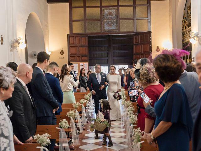 La boda de Carmen y Juan en Málaga, Málaga 31