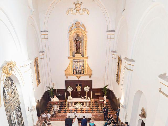 La boda de Carmen y Juan en Málaga, Málaga 33