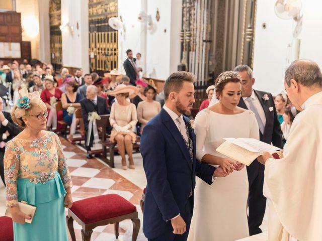 La boda de Carmen y Juan en Málaga, Málaga 34