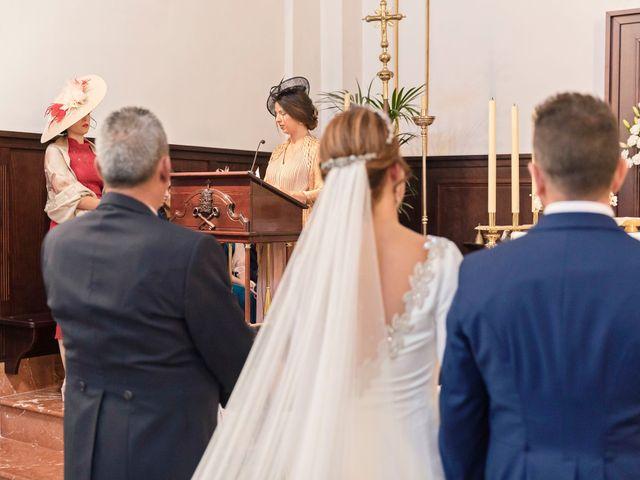 La boda de Carmen y Juan en Málaga, Málaga 35