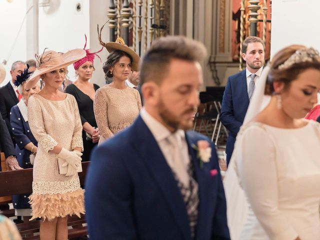 La boda de Carmen y Juan en Málaga, Málaga 36