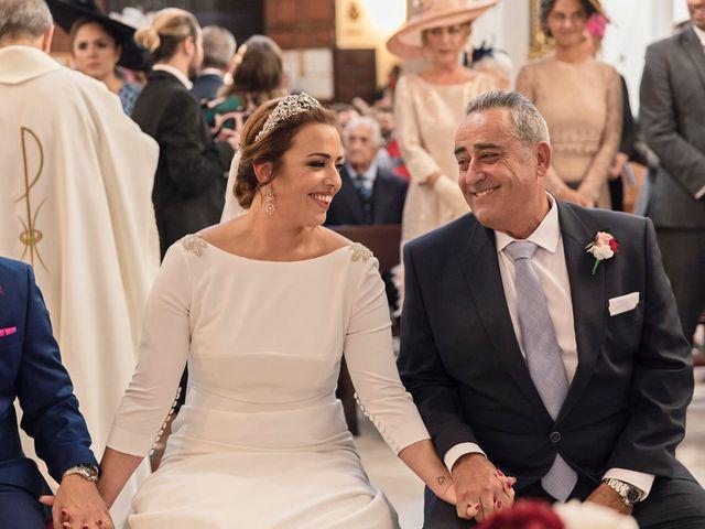 La boda de Carmen y Juan en Málaga, Málaga 37
