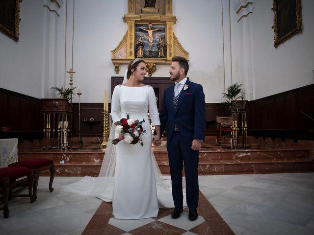 La boda de Carmen y Juan en Málaga, Málaga 38