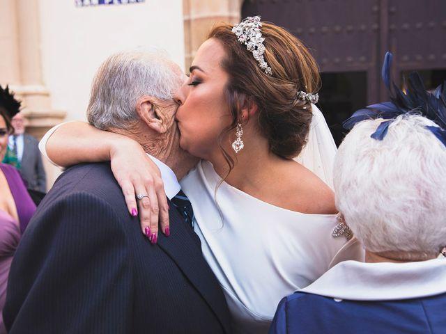 La boda de Carmen y Juan en Málaga, Málaga 41