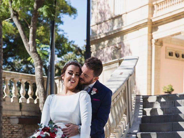 La boda de Carmen y Juan en Málaga, Málaga 49