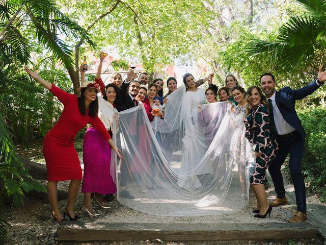La boda de Carmen y Juan en Málaga, Málaga 56