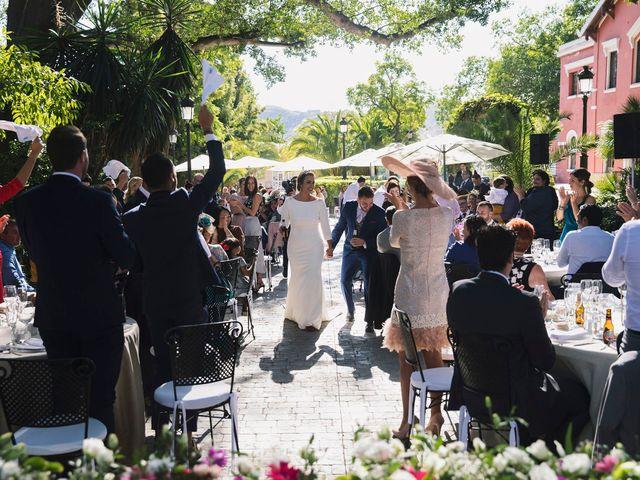 La boda de Carmen y Juan en Málaga, Málaga 59