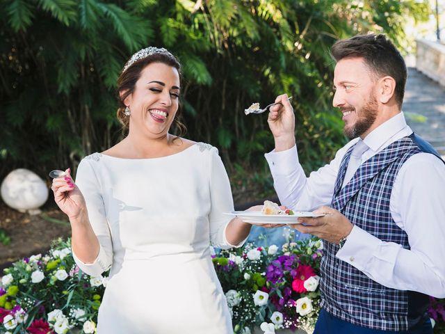 La boda de Carmen y Juan en Málaga, Málaga 65