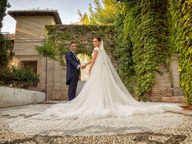 La boda de Alba y Alex