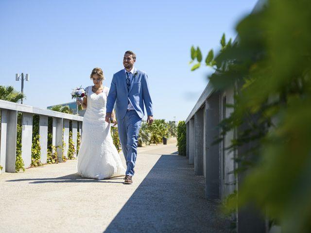 La boda de Andrés y Desi