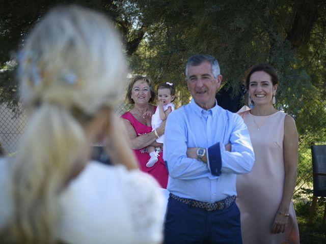 La boda de Desi y Andrés en Zaragoza, Zaragoza 11