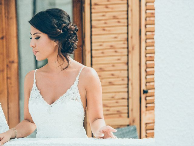 La boda de Pablo y Celina en Daya Vieja, Alicante 14