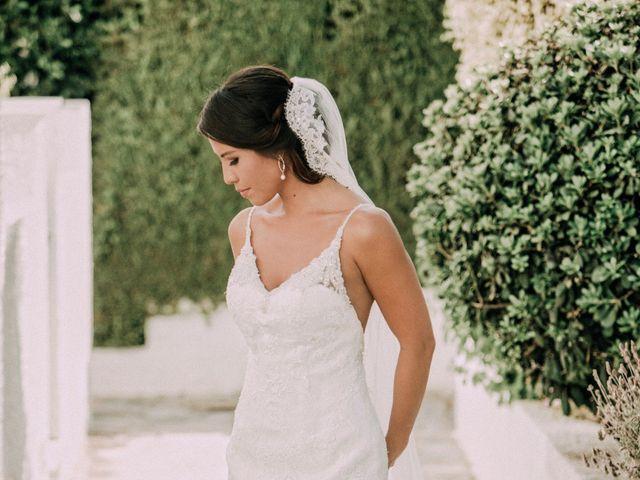 La boda de Pablo y Celina en Daya Vieja, Alicante 15