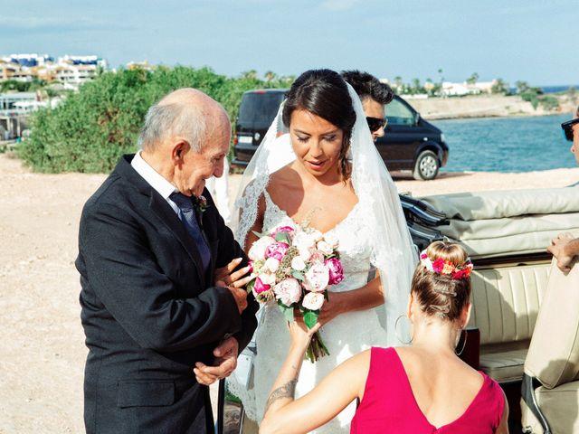 La boda de Pablo y Celina en Daya Vieja, Alicante 17