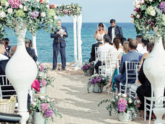 La boda de Pablo y Celina en Daya Vieja, Alicante 19