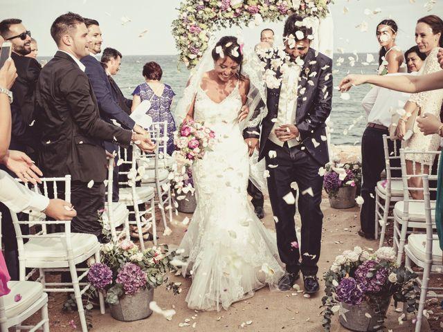 La boda de Pablo y Celina en Daya Vieja, Alicante 26