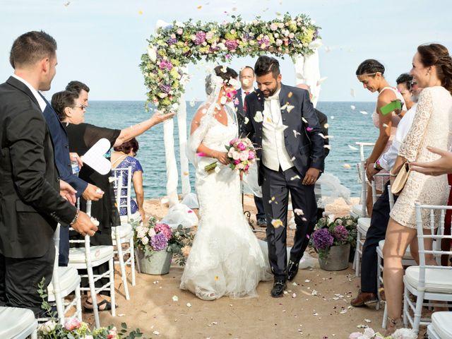 La boda de Pablo y Celina en Daya Vieja, Alicante 27