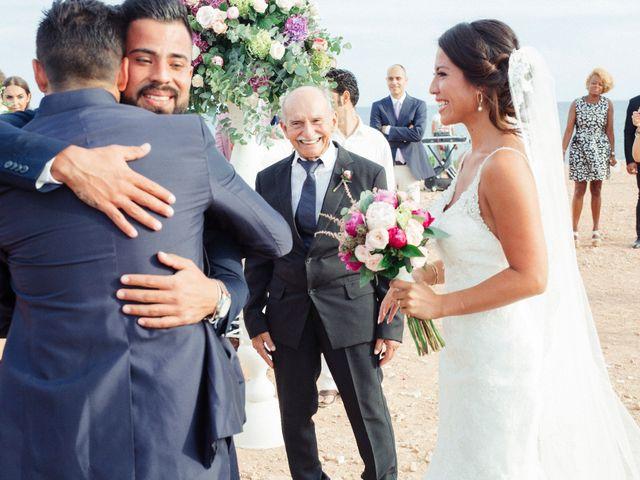 La boda de Pablo y Celina en Daya Vieja, Alicante 28