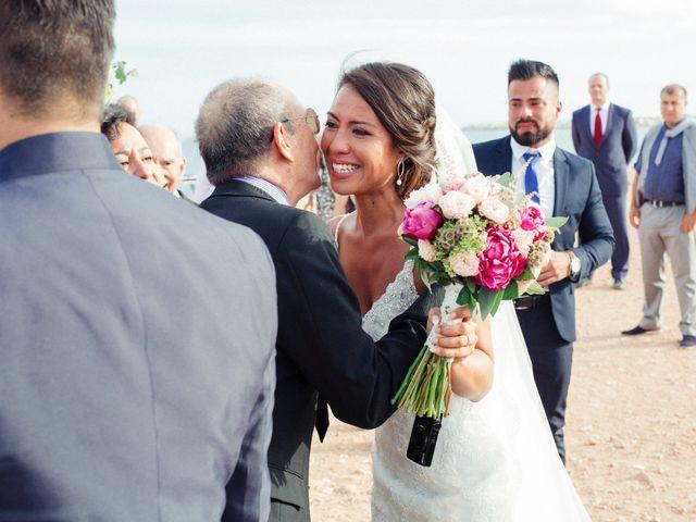 La boda de Pablo y Celina en Daya Vieja, Alicante 30