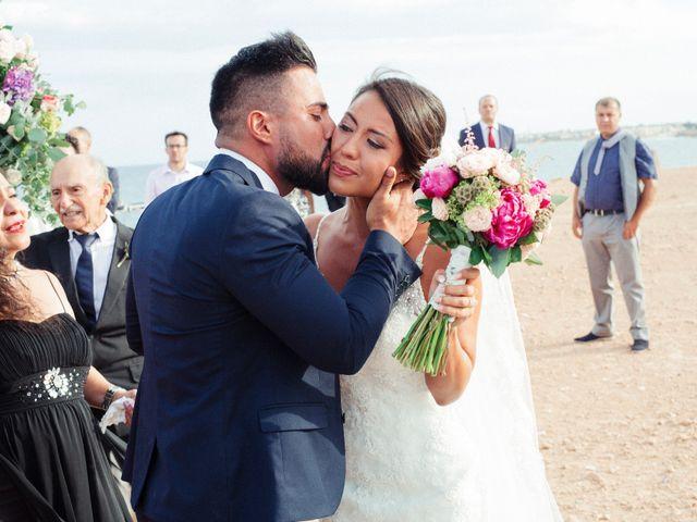 La boda de Pablo y Celina en Daya Vieja, Alicante 31