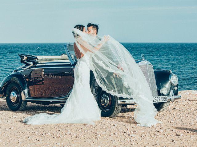La boda de Pablo y Celina en Daya Vieja, Alicante 37