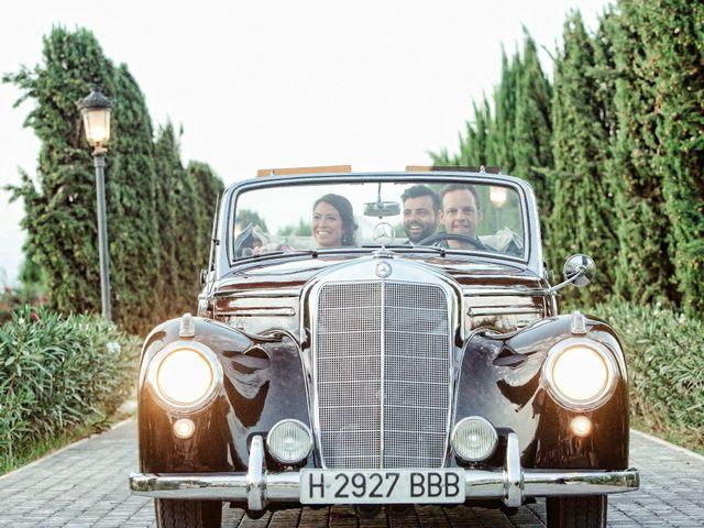 La boda de Pablo y Celina en Daya Vieja, Alicante 38