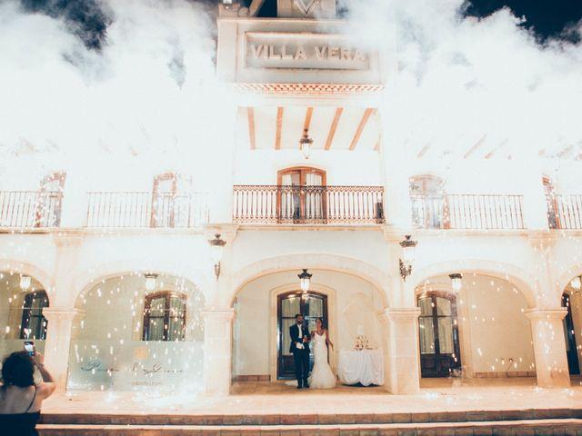 La boda de Pablo y Celina en Daya Vieja, Alicante 47