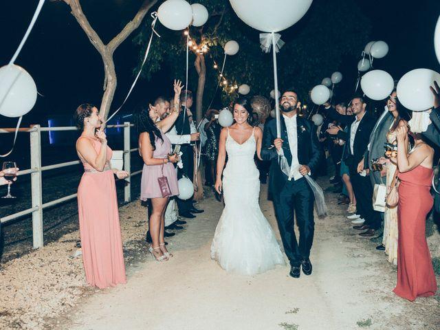 La boda de Pablo y Celina en Daya Vieja, Alicante 56