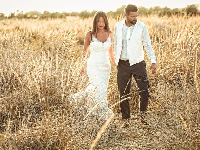 La boda de Pablo y Celina en Daya Vieja, Alicante 60