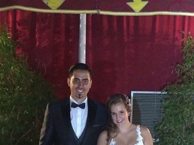 La boda de Domini  y Ángela  en Villamanrique De La Condesa, Sevilla 3