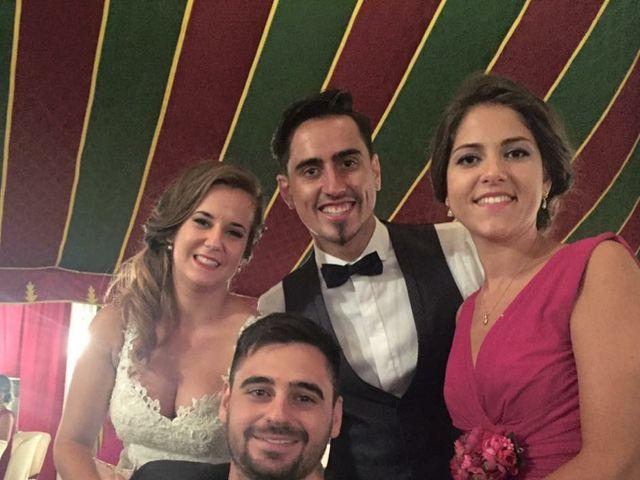La boda de Domini  y Ángela  en Villamanrique De La Condesa, Sevilla 6