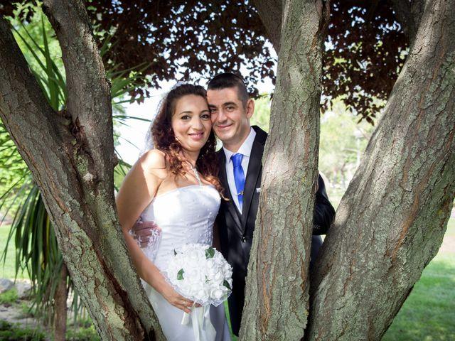 La boda de Anca Maria y Antonio