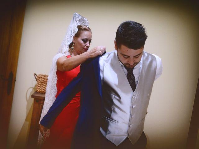 La boda de Jorge y Nazaret en Valdastillas, Cáceres 51