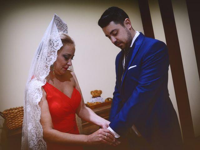 La boda de Jorge y Nazaret en Valdastillas, Cáceres 53