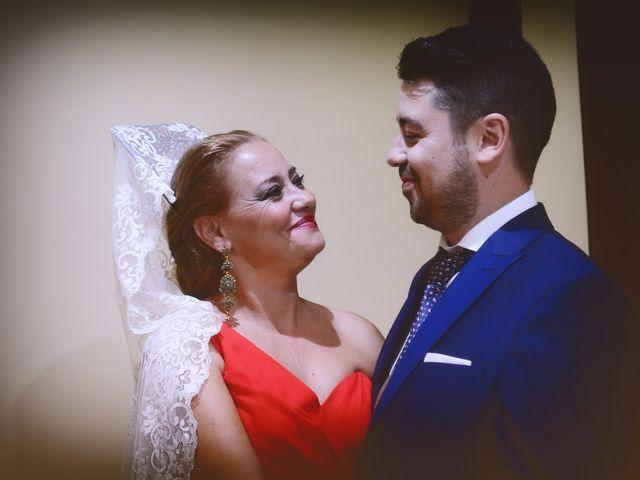 La boda de Jorge y Nazaret en Valdastillas, Cáceres 55