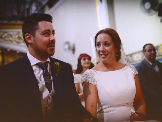 La boda de Jorge y Nazaret en Valdastillas, Cáceres 62