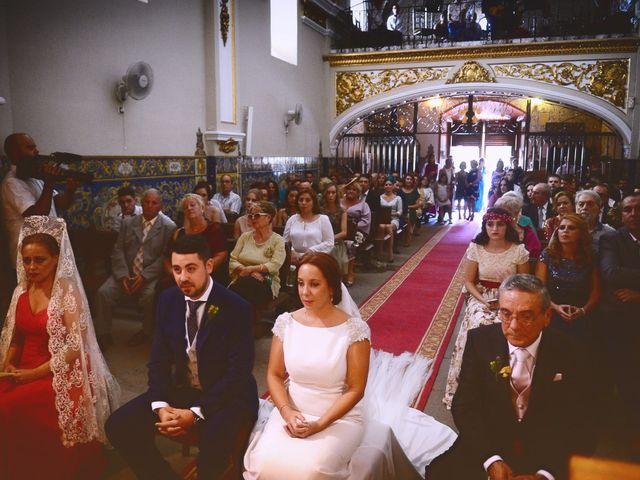 La boda de Jorge y Nazaret en Valdastillas, Cáceres 63