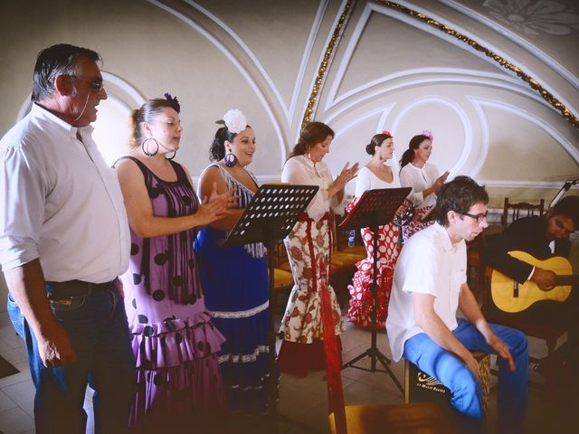 La boda de Jorge y Nazaret en Valdastillas, Cáceres 68