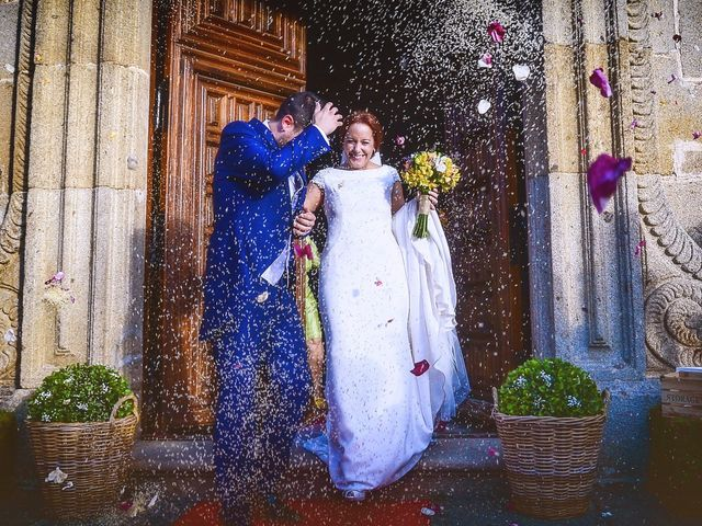 La boda de Jorge y Nazaret en Valdastillas, Cáceres 69