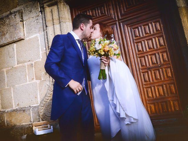 La boda de Jorge y Nazaret en Valdastillas, Cáceres 72