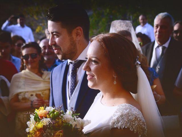 La boda de Jorge y Nazaret en Valdastillas, Cáceres 75