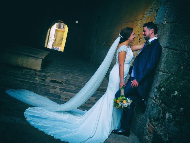 La boda de Jorge y Nazaret en Valdastillas, Cáceres 78