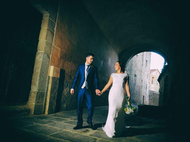 La boda de Jorge y Nazaret en Valdastillas, Cáceres 79