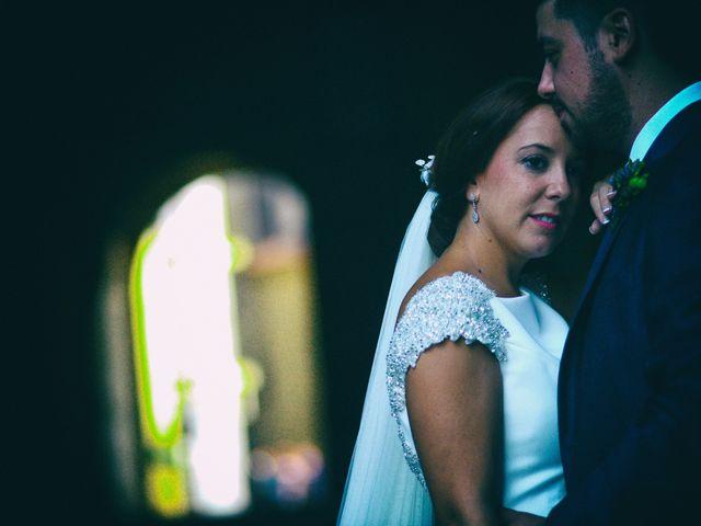 La boda de Jorge y Nazaret en Valdastillas, Cáceres 81