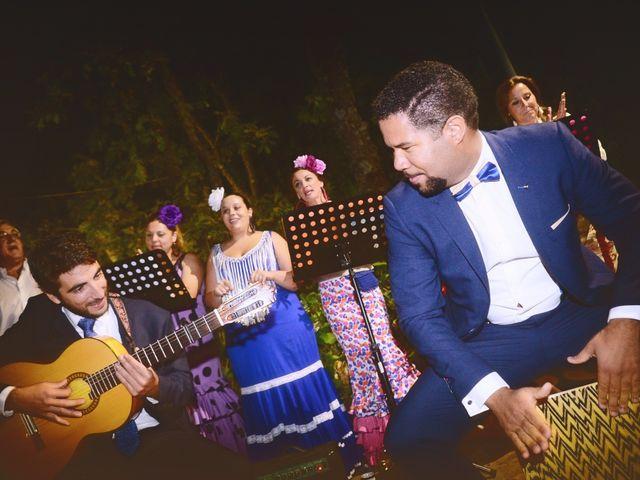 La boda de Jorge y Nazaret en Valdastillas, Cáceres 85
